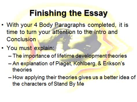 How to write a psychology essay ibd